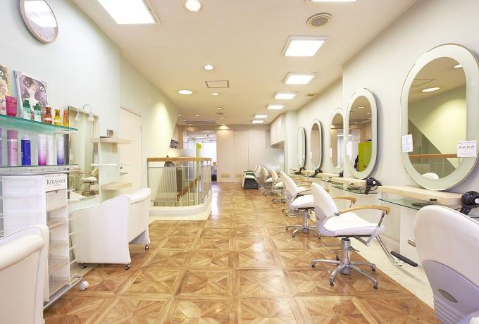 日置美容室 本店 / 名古屋市